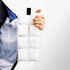 TechNiche 4531 Hybrid Cooling Vest with CoolPax™ insert